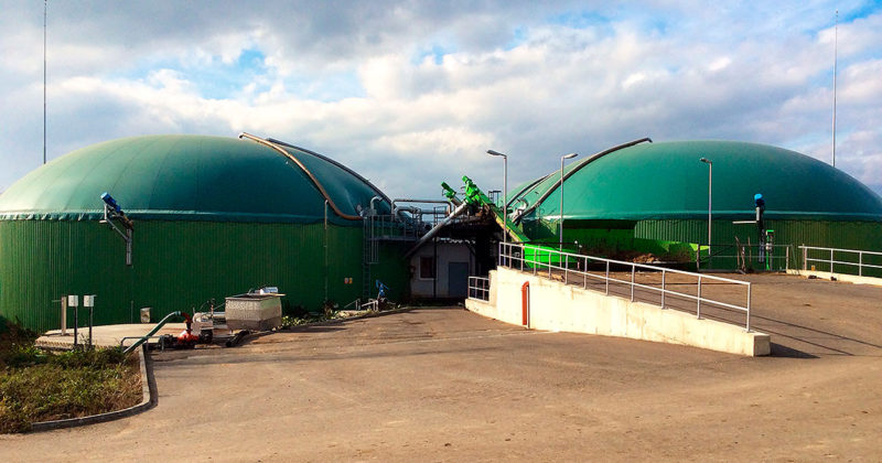 Prospects of biogas production and use in Ukraine