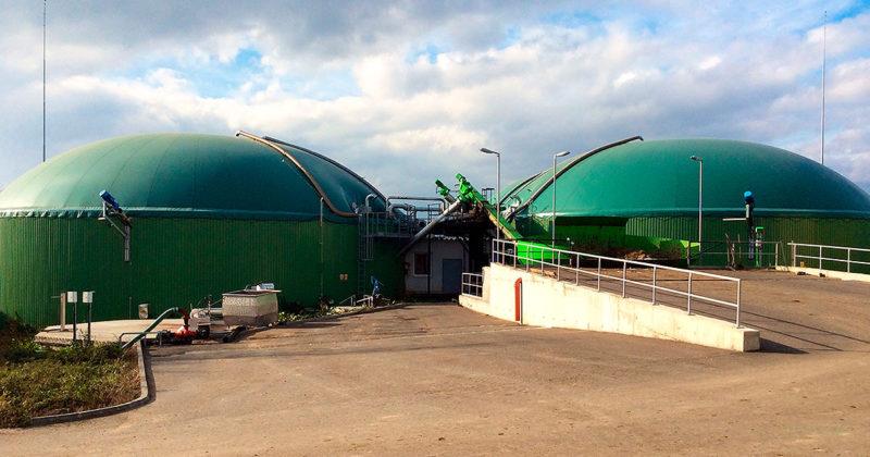 Перспективи виробництва та використання біогазу в Україні