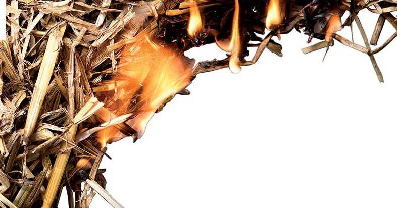 Виробництво енергії з соломи. Положення, технології та інновації в Данії 2011
