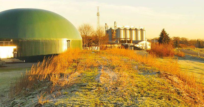 Statistical report of European Biogas Association (EBA) 2018