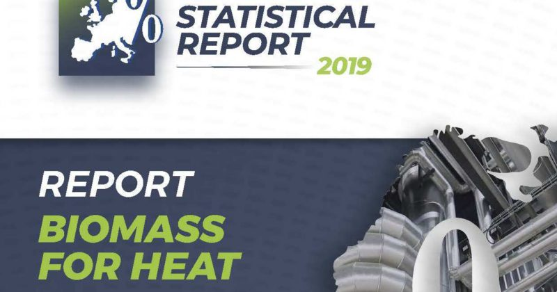 Biomass for Heat. Bioenergy Europe Statistical Report 2019