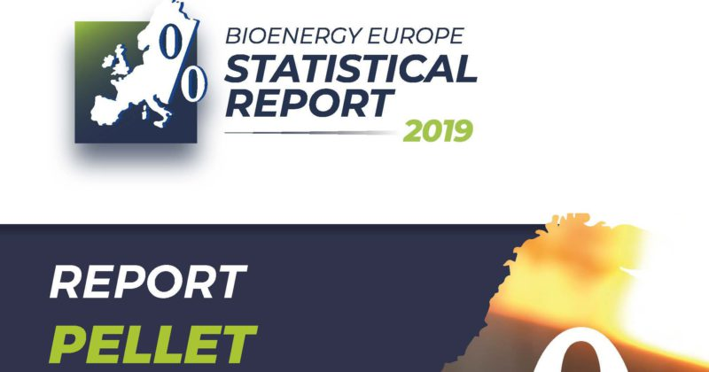 Pellets. Bioenergy Europe Statistical Report 2019