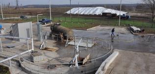 Gals-Agro biogas plant